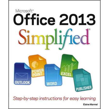 Office 2013 Simplified