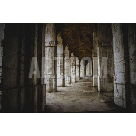 Church of San Antonio. Palace of Aranjuez, Madrid, Spain.World Heritage Site by UNESCO in 2001 Print Wall Art By outsiderzone ()