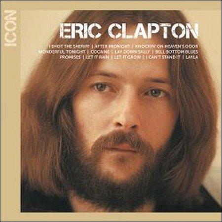 Icon Series: Eric Clapton