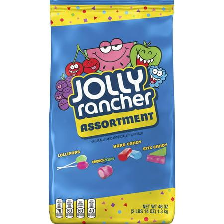 Jolly Rancher Assortment Hard Candy, 46 Oz.