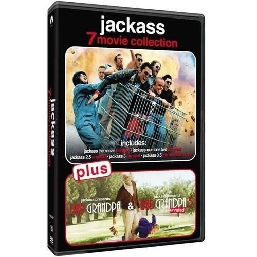 Jackass 7-Movie Collection by Paramount