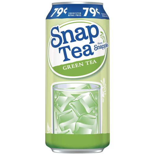 SnapTea from Snapple Green Tea, 16 fl oz