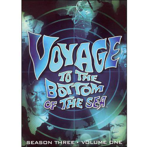 Voyage To The Bottom Of The Sea: Season 3, Vol. 1 (Full Frame)