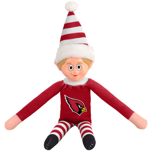 Forever Collectibles NFL Team Elf, Arizona Cardinals