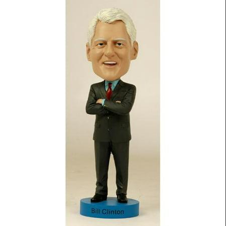 Bill Clinton Collectors Edition Bobblehead](Rocky Balboa Bobblehead)
