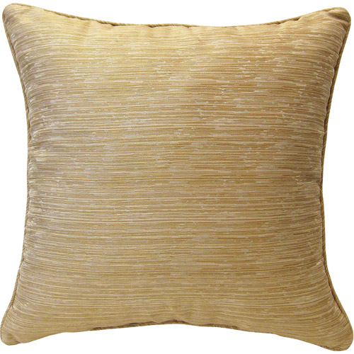 Better Homes and Gardens Feather Weave Accent Pillow, Gold