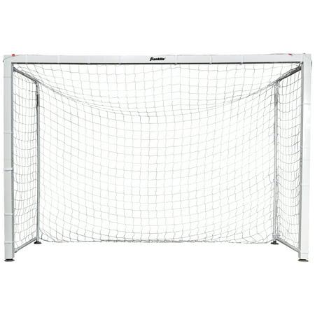 Franklin Sports Official Size Aluminum Futsal Goal - 9