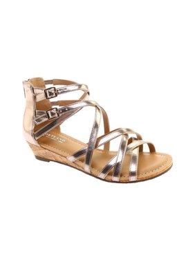 973d6e6dc0e6 Product Image Women s Portland Boot Company Colette Multi Strap Wedge Sandal