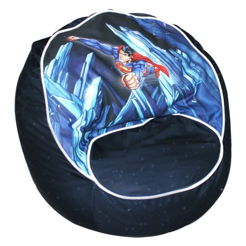 Warner Brothers Superman Power Up Bean Chair