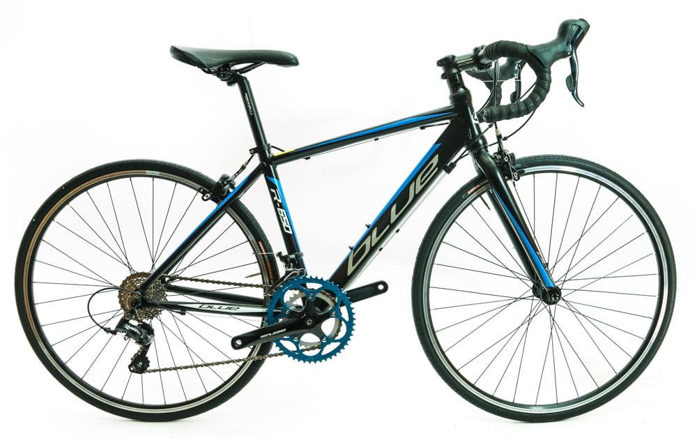 BLUE R-650 650c 47cm 6061 Gravel Endurance Road Bike Shimano Sora ...