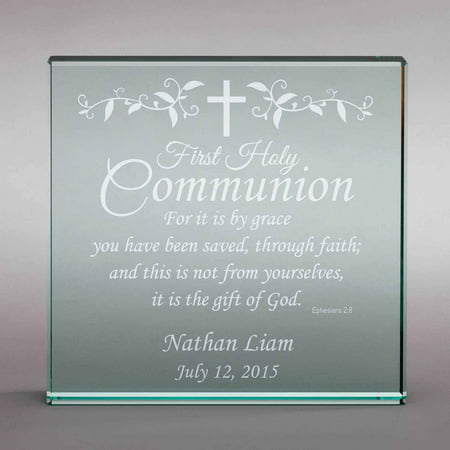 Personalized First Communion Gift Keepsake - 6