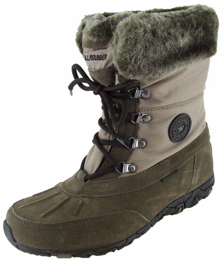 Mephisto Allrounder Women 'West' Boot Shoes by Mephisto