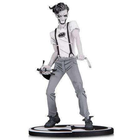 Batman Black & White Statue White Knight Joker by Sean Murphy