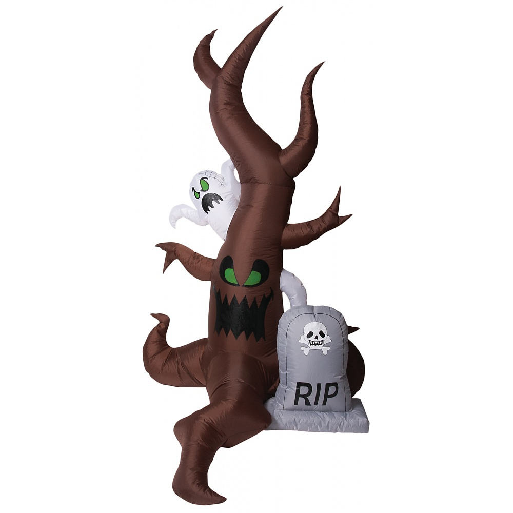 Ghost Tree Inflatable Adult Decoration