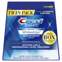 Crest 3D White Professional Effects Whitestrips Teeth Whitening Strips Kit