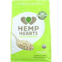 Manitoba Harvest Hemp Hearts - Organic - Shelled - 5 lb - 1 each