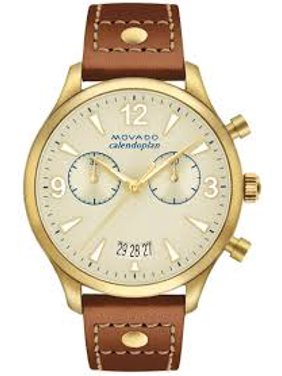 Movado Heritage Chronograph Ladies Watch