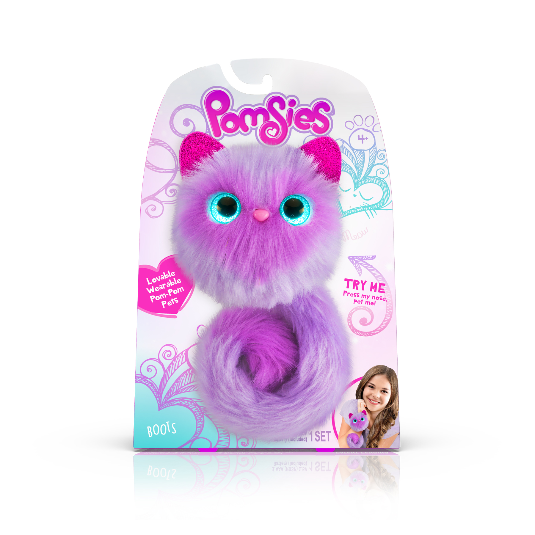 Pomsies Pom Pom Pet - Boots