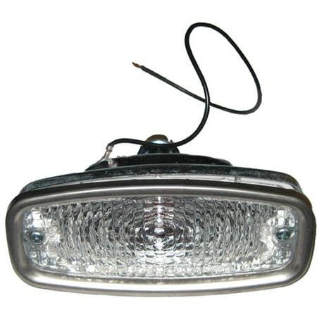 Golden Star PL01-681 68 Camaro Park Lamp Assembly Exc. Rs Camaro Park Lamp Lens