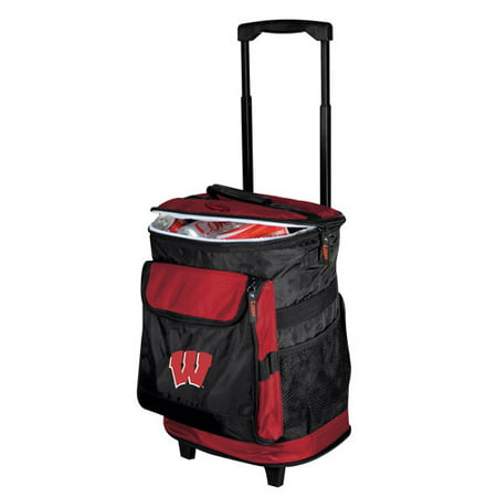 Wisconsin Badgers Rolling (Wisconsin Badgers Tailgate Cooler)