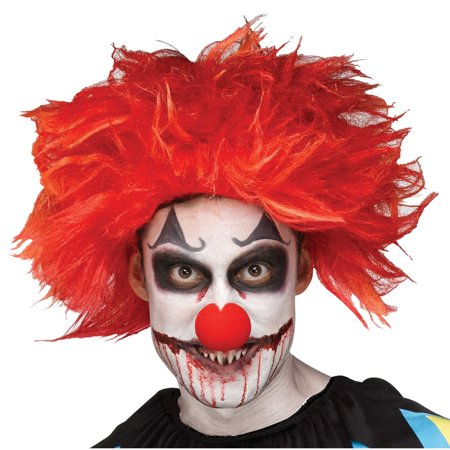 Killer Clown Adult Wig - Diy Clown Wig
