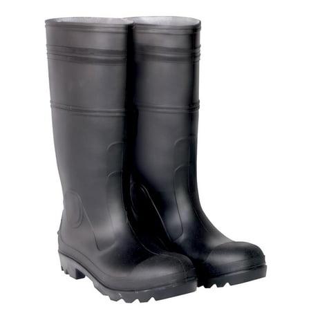 Custom Shifter Boots (RAIN BOOT BLCK SZ 9)