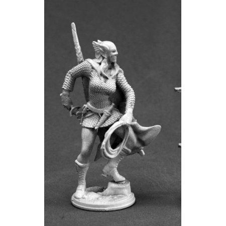 Aeolyrni Saveril Lythiaynm Dk Elf Miniature 25mm Heroic Scale Dark Heaven Legends Reaper (Elf On The Shelf Sales Figures 2015)