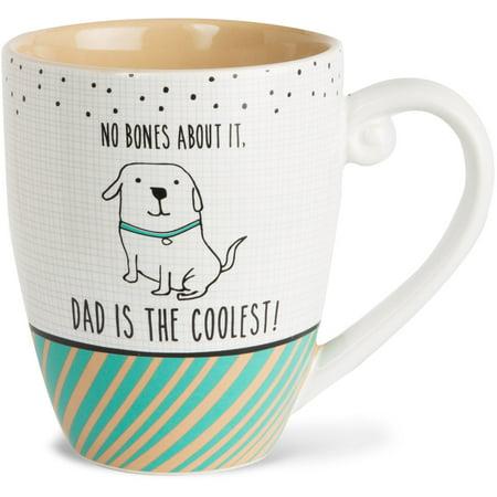 Pavilion - No Bones About It, I Dig You High Quality Ceramic Extra Large Coffee Mug Tea Cup 20 oz - I Dig You