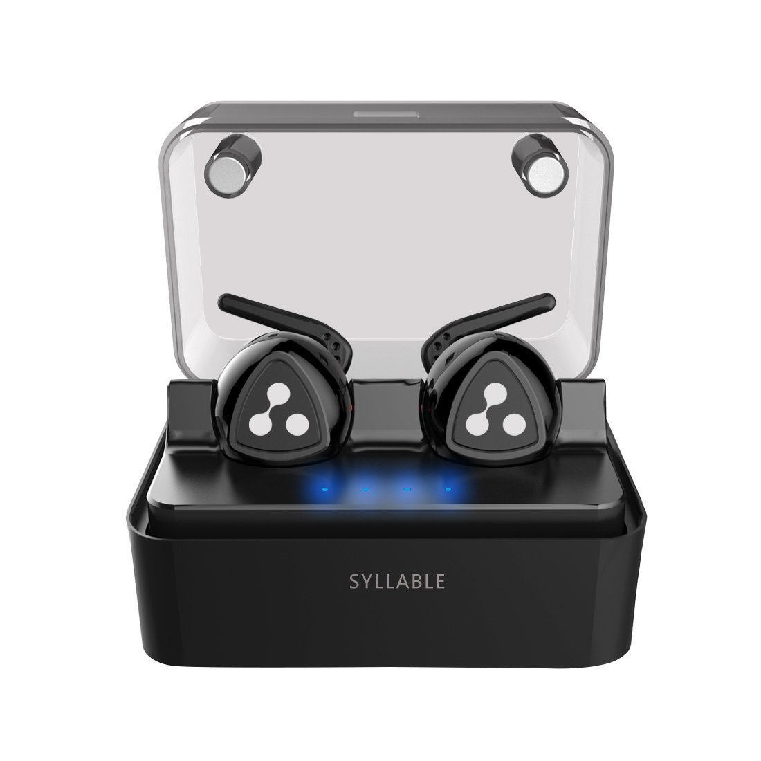 Bluetooth Earbuds_ Syllable Truly Wireless Bluetoth Headp...