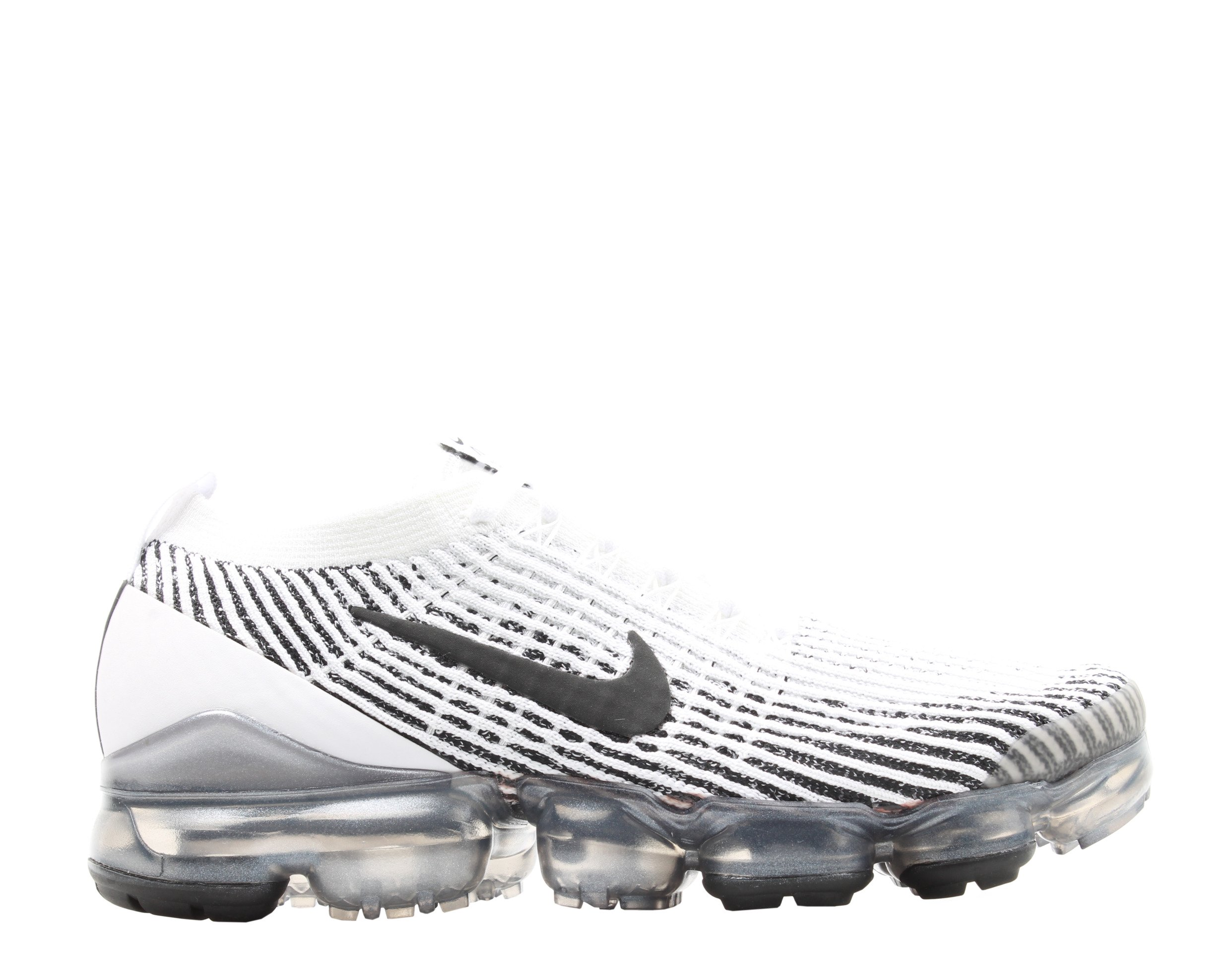 Nike Nike Air VaporMax Flyknit 3 Zebra WhiteBlack Men's
