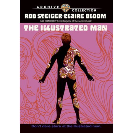 The Illustrated Man (DVD) - Jack And Rod Show Halloween