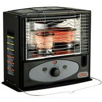 Dyna-Glo RMC-55R7B 10,000 BTU Indoor Kerosene Radiant Heater