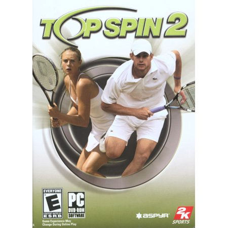 Top Spin 2 for Windows PC - Spinning 1 Pc