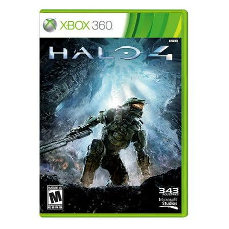Microsoft Halo 4 (XBOX 360) Xbox 360 Microsoft Points