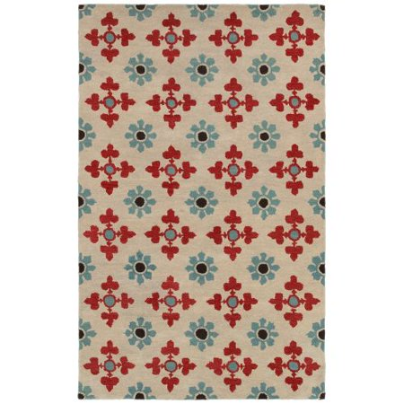 Rizzy Home OP8094 Opus Hand-Tufted Wool Rug ()
