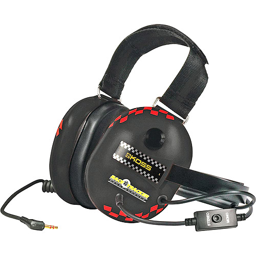 Koss 180612 Passive Noise Cancellation Stereophone