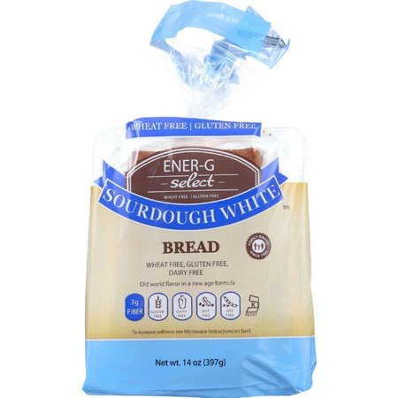 Ener-g Foods Bread - Select - Sourdough White - 14 Oz - pack of