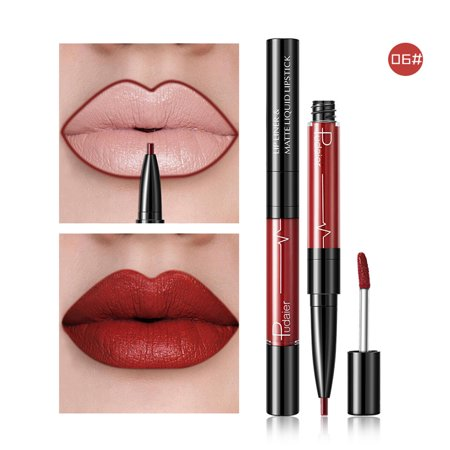 - iLH Mallroom Double-end Lasting Lipliner Waterproof Lip Liner Stick Pencil 16 Color