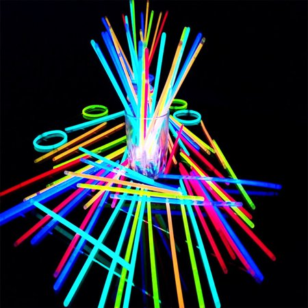 YXwin Glow Sticks 100pcs 8