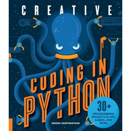 Creative Coding in Python : 30+ Programming Projects in Art, Games, and - Fast Halloween Art Projects