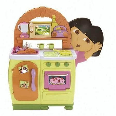 Fisher-Price Dora\'s Talking Kitchen