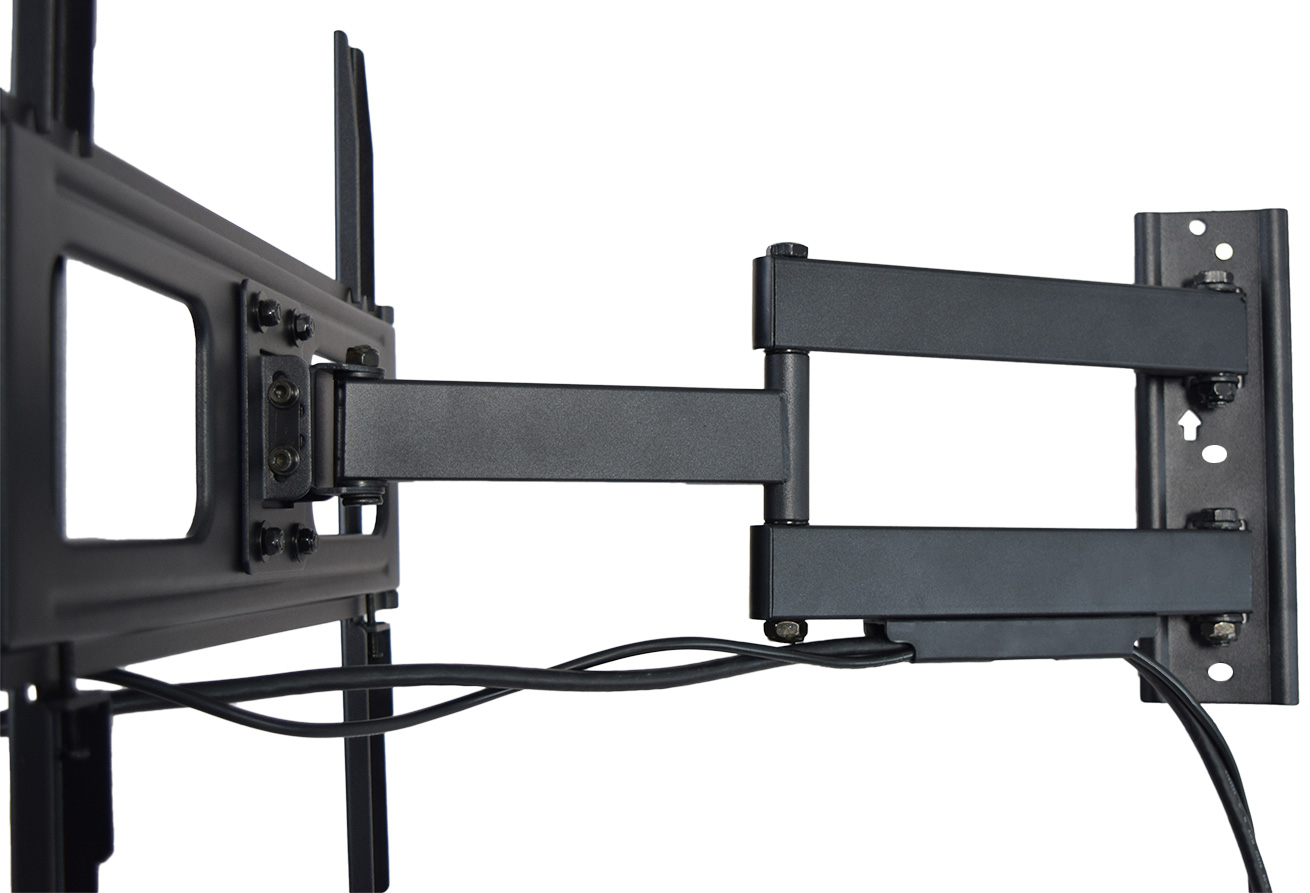 Tv wall mounts walmart great tv stands glamorous tv for Cool tv wall mounts