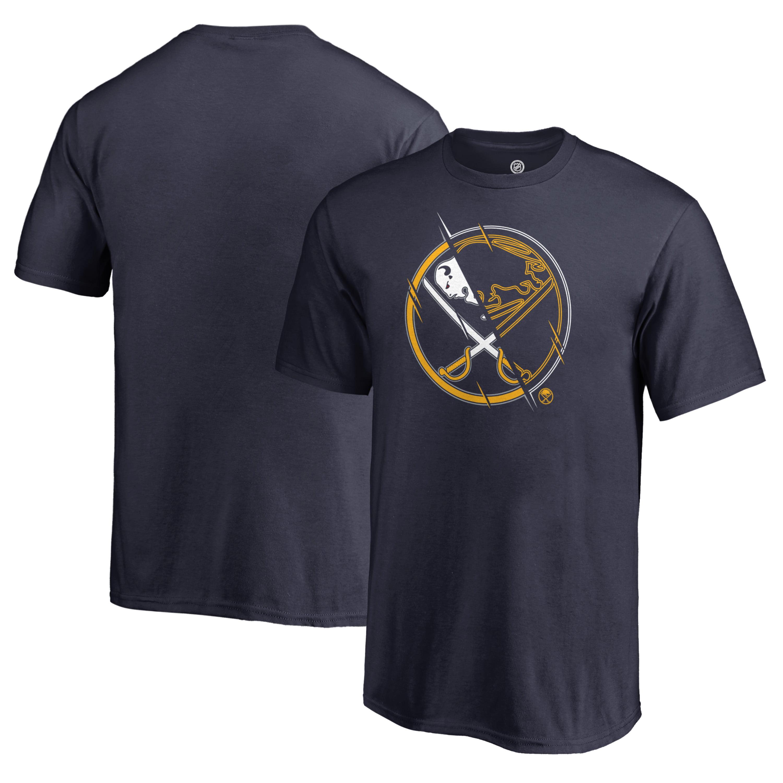 Buffalo Sabres Fanatics Branded Youth X-Ray T-Shirt - Navy