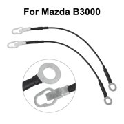 2 Pcs Car Auto Tailgate Lift Support Cables for 1994-2007 Mazda B3000
