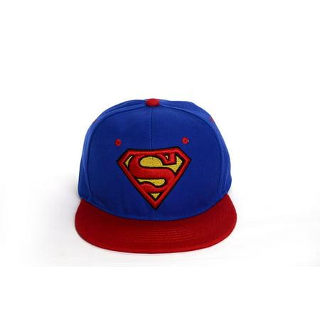 Superman Baseball Cap Hip-hop Snapback Hat