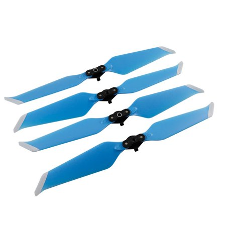 2 Pairs For DJI Drone Mavic 2 Pro/ Zoom Propeller 8743F Low Noise Quick Release (Nike Zoom Low)