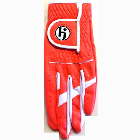 HJ Ladies Fashion Golf Glove Worn on Left Hand Evertan Golf Gloves