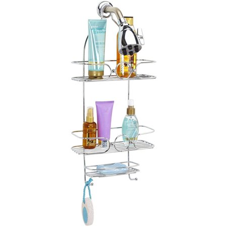 Bath Bliss Shower Caddy In Marble Design - Walmart.com