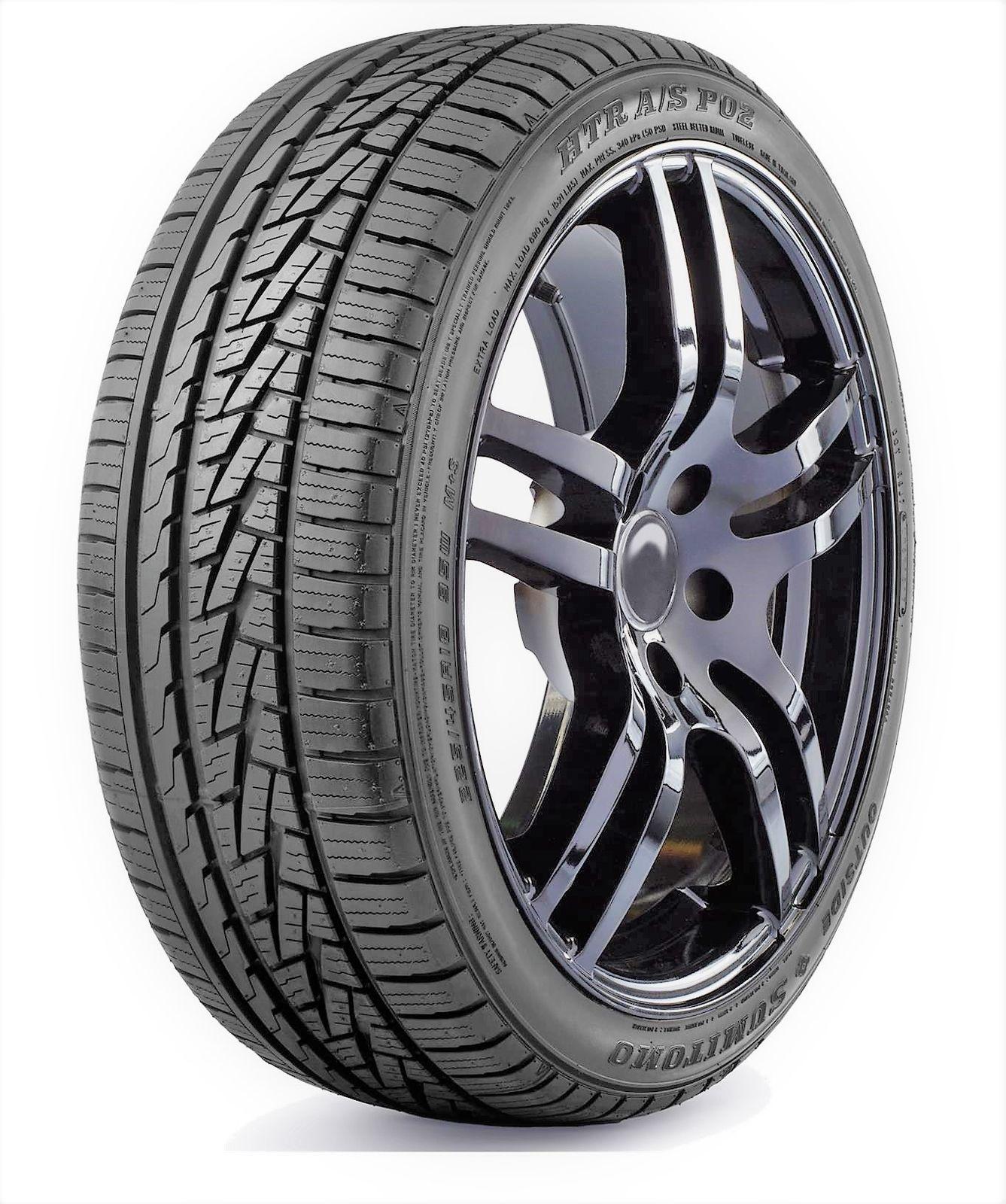 Sumitomo Htr A S P02 Review >> Sumitomo HTR A/S P02 205/65R16 95 V Tire - Walmart.com