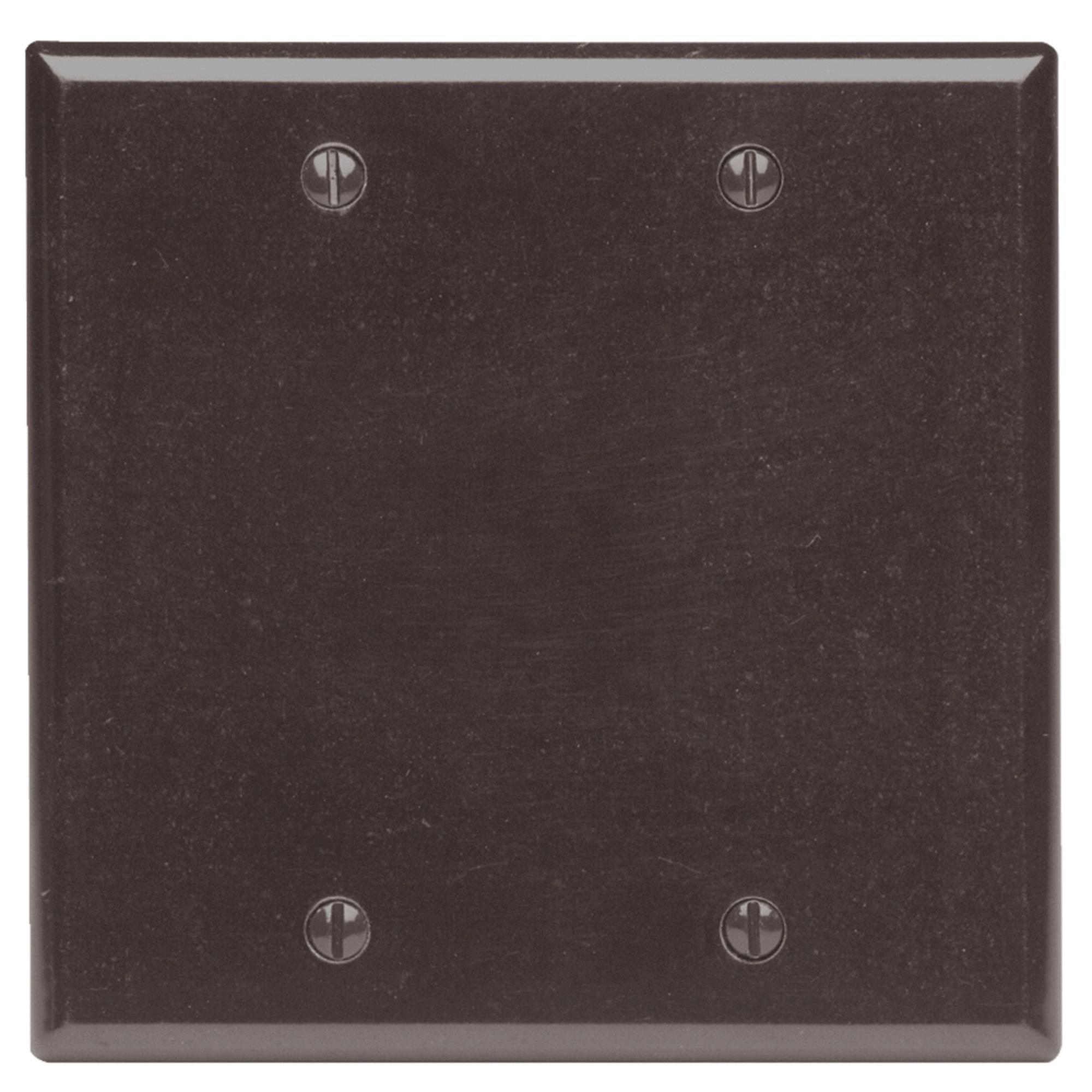 Leviton Thermoset Blank Wall Plate